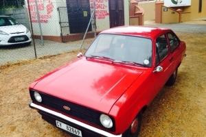 ESCORT MK2 1600 SPORT RED