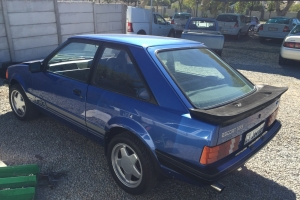 FORD ESCORT XR3
